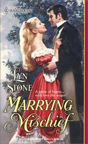 MARRYING MISCHIEF (Historical)