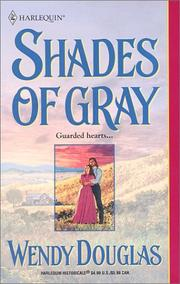 Cover of: SHADES OF GRAY (Historical)