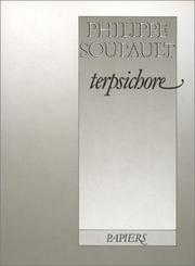 Cover of: Terpsichore