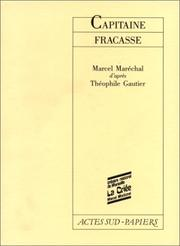 Cover of: Capitaine Fracasse