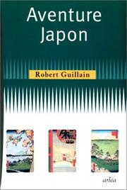 Cover of: Aventure Japon
