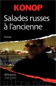 Cover of: Salades russes à l'ancienne