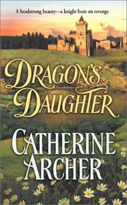 Cover of: Dragon's Daughter  (The Brotherhood of the Dragon)