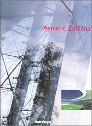 Cover of: Aymeric Zublena