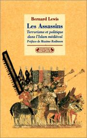 Cover of: Les Assassins