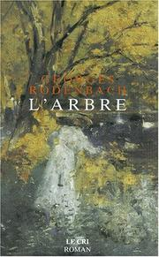 Cover of: L' arbre