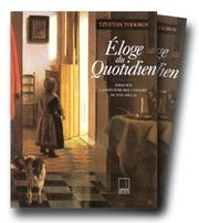 Cover of: Eloge du quotidien