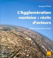 Cover of: L' Agglomération nantaise