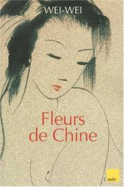 Cover of: Fleurs de Chine