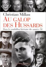 Cover of: Au galop des hussards
