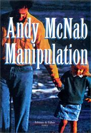 Cover of: Manipulation