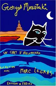 Cover of: Un chat d'Alexandrie