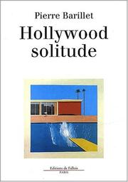 Cover of: Hollywood solitude