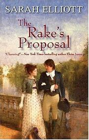 Cover of: The Rake's Proposal
