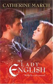 Cover of: My Lady English | Catherine March