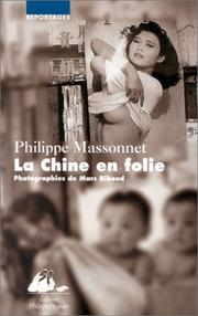 Cover of: La Chine en folie