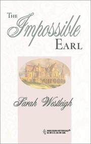 Cover of: The Impossible Earl
