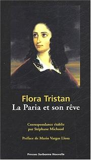 Cover of: Flora Tristan, la paria et son rêve