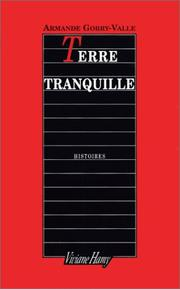 Cover of: Terre tranquille