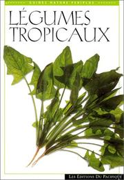 Cover of: Légumes tropicaux