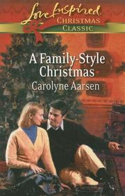 Cover of: A Family-Style Christmas