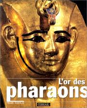Cover of: L' or des pharaons