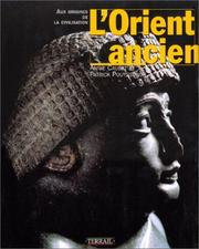Cover of: L' Orient ancien
