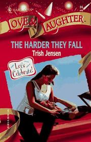 Cover of: Harder They Fall (Love & Laughter)