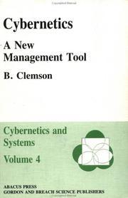 Cybernetics: New Management Tool