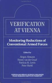 Cover of: Verification at Vienna