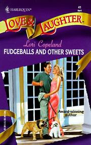 Cover of: Fudgeballs And Other Sweets