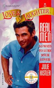 Cover of: 50 Ways To Lure Your Lover  (Real Men)