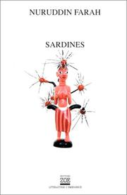 Cover of: Sardines