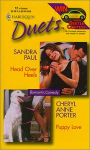 Cover of: Duets 12 (Head Over Heels/Puppy Love)