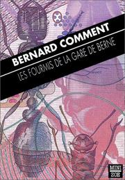 Cover of: Les fourmis de la gare de Berne