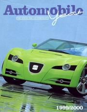 Cover of: Automobile Year 1999/2000 (Automobile Year/L
