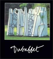 Cover of: Dubuffet