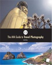 Cover of: The AVA Guide to Travel Photography