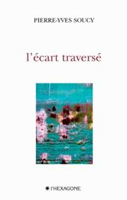 Cover of: L' écart traversé