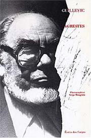 Cover of: Agrestes