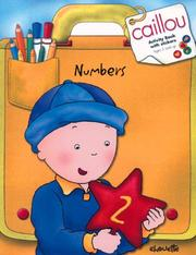 Cover of: Caillou | Louise Gareau
