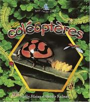 Cover of: Les Coleopteres/ the Beetles (Petit Monde Vivant)