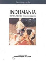 Cover of: Indomania