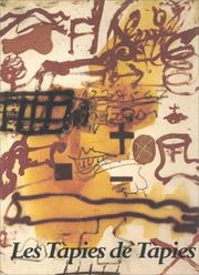 Cover of: Les Tàpies de Tàpies