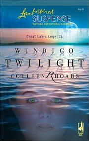 Cover of: Windigo twilight | Colleen Rhoads