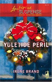 Cover of: Yuletide Peril (Steeple Hill Love Inspired Suspense)