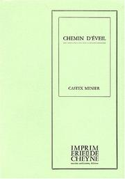 Cover of: Chemin d'éveil