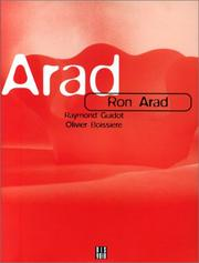 Cover of: Ron Arad | Ron Arad