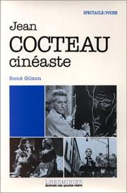 Cover of: Jean Cocteau