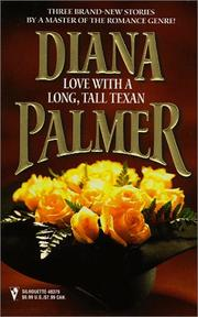 Cover of: Love With A Long Tall Texan